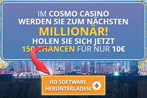 Cosmo Casino Online Erfahrungen